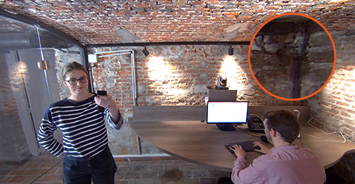La luminosité et les contrastes de la caméra 4K ePTZ Speechi