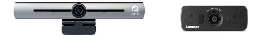 Les caméra 4K ePTZ Speechi et Lumens pour écrans interactifs