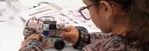 un robot éducatif, pour les classes de primaire
