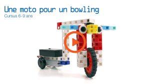 exemple de robot à construire