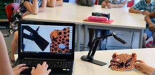 Visualiseurs pour enseignement hybride