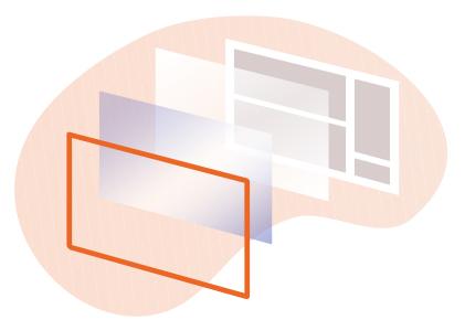ecran interactif robuste