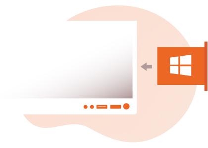 pc intégré écran tactile