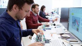 atelier de programmation pour adultes en TP guidé