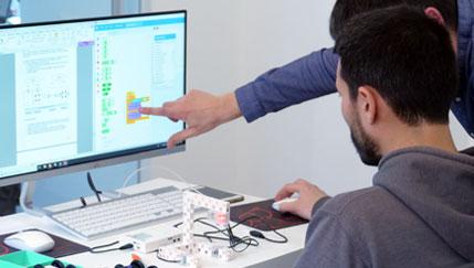cours de programmation Scratch pour adultes débutants