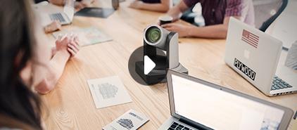 caméras et micro sans fil pour écran interactif