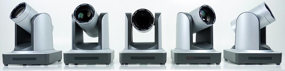 caméras pour travail et formation à distance