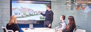 écran interactif CleverTouch