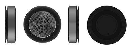 haut-parleur micro sans fil télétravail