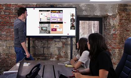 découvrez toutes les possibilités des outils collaboratifs sur écrans interactifs