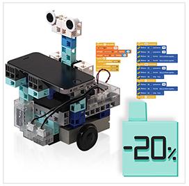 robot voiture intelligente