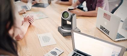 caméra de visioconférence
