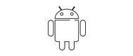 écran tactile avec android intégré