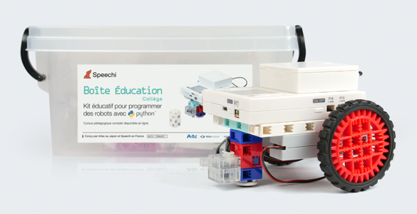kit robotique programmation python college