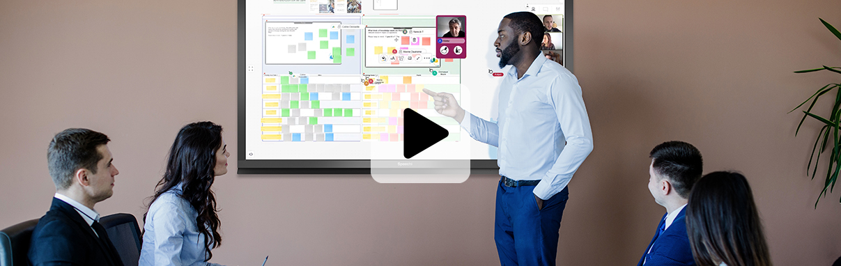 logiciel collaboratif application de visioconférence